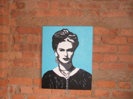 """Frida Kahlo Commission - 16"""" x 20"""""""