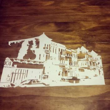 AdMo Papercut