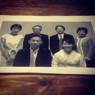 """Wedding Portrait Commission 11""""x17"""""""