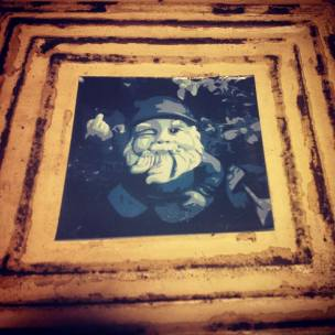 Gnome Commission on Frame